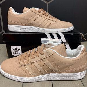 New Adidas Busenitz Veg Tan Skateboarding Shoes